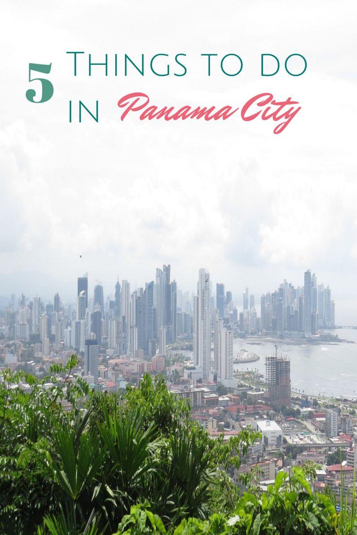 5 fun things to do in Panama City #Panama
