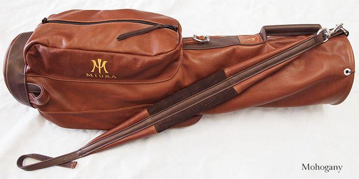 Miura Golf Inc. - Miura Golf Bags by MacKenzie