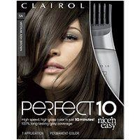 Clairol - Perfect 10 Nice 'n Easy Hair Color in Medium Ash Brown 5A #ultabeauty