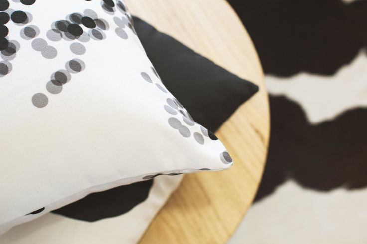 Get the Look: Sleek Black & White Scandinavian-Inspired Style — Shop the Style