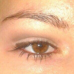 Little cutcrease Thursday makeup