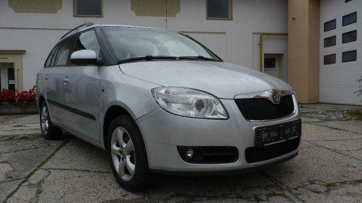 Škoda Fabia 1.4i+klima+el.okna i zrc.+tempomat+odpočet DPH+ - 1