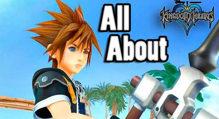 All about kingdom hearts - news and more!