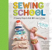 sewing school: Books, Craft, Idea, Schools, 21 Sewing, Sewing Projects Kids, Amie Plumley, Andria Lisle