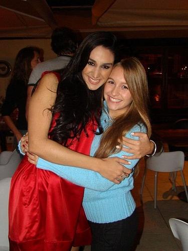 Marina Elali e Carla Diaz