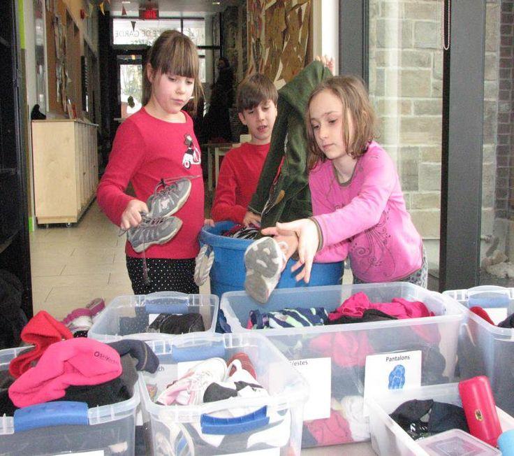 Projet « Mission impossible » du service de garde de l'école Beau-Séjour de la Commission scolaire de la Capitale