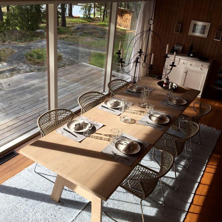 Vårt fina bord från Renosnick