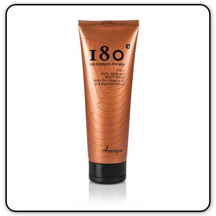 180 3-in-1 Face, Hair & Body Wash