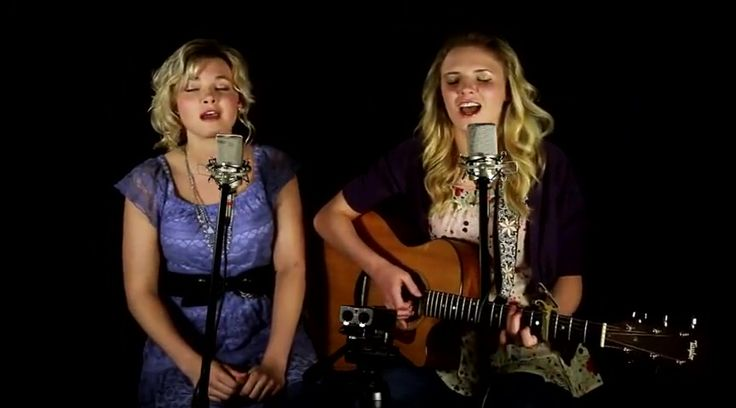 Sisters Sing Grandmother's Favorite Song Amazing Grace (My ...