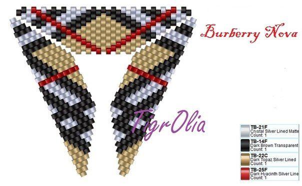 Beads Shape, Burberry Nova