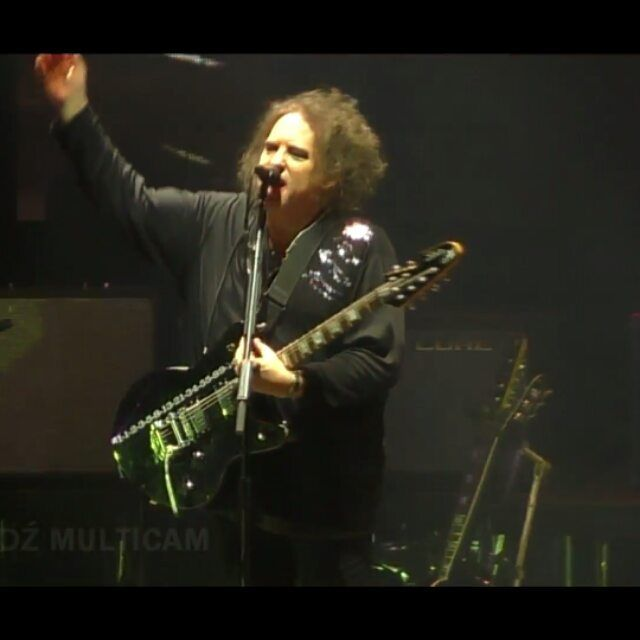 """The Cure - The Lovecats (live in Lodz Poland 20.10.2016) from """"The Cure Lodz Multicam"""". This is free fan film project. For more info visit www.thecure.pl #TheCure #Lodz #Multicam #free #fan #film #project #thecuretour2016 #RobertSmith #rock #pop #indie #goth #alternative #postpunk #80s #90s #music #video #instamusic #łódź #atlasarena #poland #concert #koncert #nazywo #live #download @thecure @martinmarszalek"""