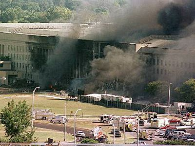 pictures of 911 | Here are a few photos of the Pentagon crash site. Hard to see any ...