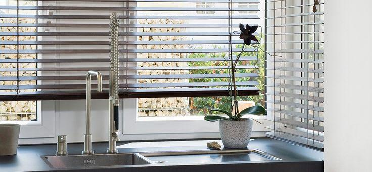 Жалюзи для кухни #window #blinds #interior #шторы #жалюзи #декорокна #горизонтальныежалюзи