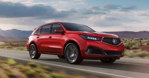 2020 Acura Mdx Release Date Rumors And Redesign Acura Mdx Acura Mdx Hybrid Suv Models