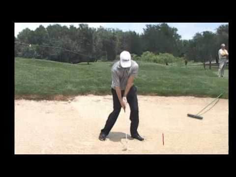 (4) Golf Sandtrap Bunkers and Bounce on Sand Wedge - YouTube