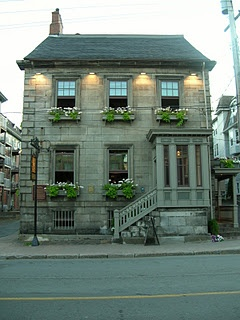 The historic Henry House in Halifax, N.S.  I used to live half way up the block from here and used to work in the brew pub that's housed in here as well.