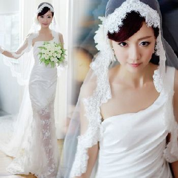 Modern Korean Wedding Dress | Ide Desain Gaun Pengantin Modern Korea