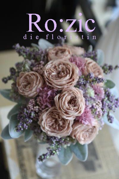 wedding bouqet http://rozicdiary.exblog.jp/25162746/