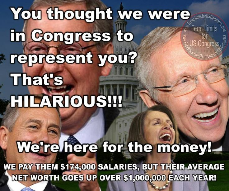 Term Limits for US Congress - already ruled unconstitutional by the U S Supreme Court