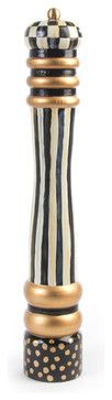 """Courtly Check Pepper Mill - 16"""" 