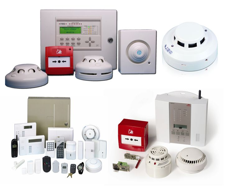 Fire Alarm Systems (Conventional / Addressable)