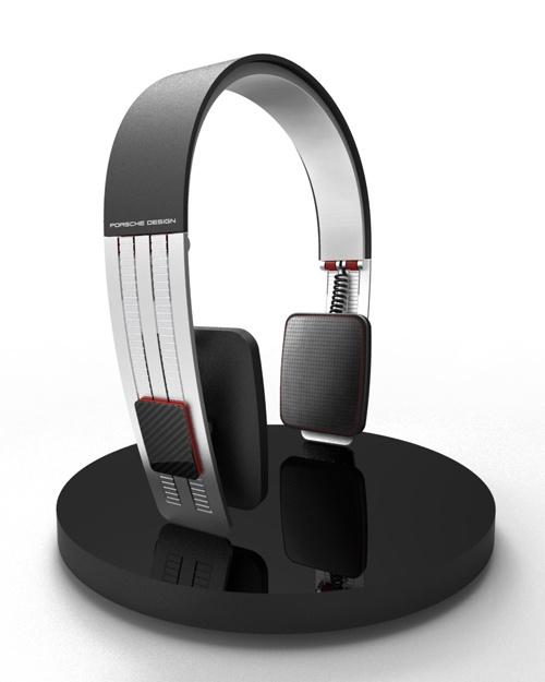 Porsche Design Headphones. ► https://www.facebook.com/Mr.DineshJaswal