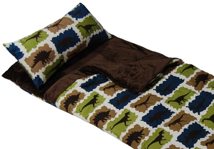 Dinosaur Sleeping Bag By Cricketzzz Blanket Bed Sleep