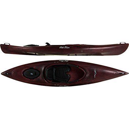 Amazon.com : Old Town Canoes & Kayaks Heron 11XT Recreational Kayak, Lemongrass : Sports & Outdoors