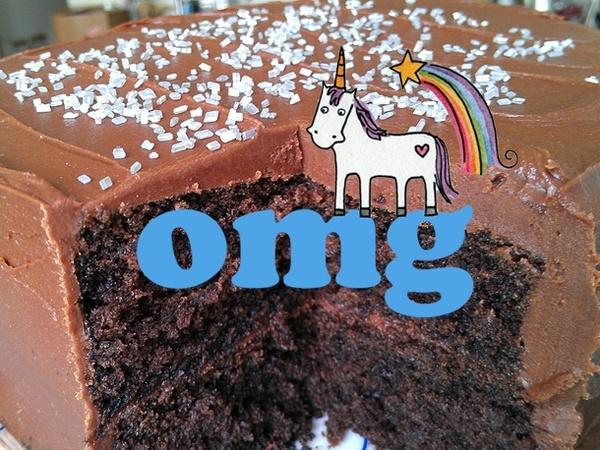 Wellesley Fudge cak