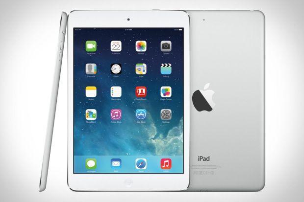 The new Apple iPad Air!