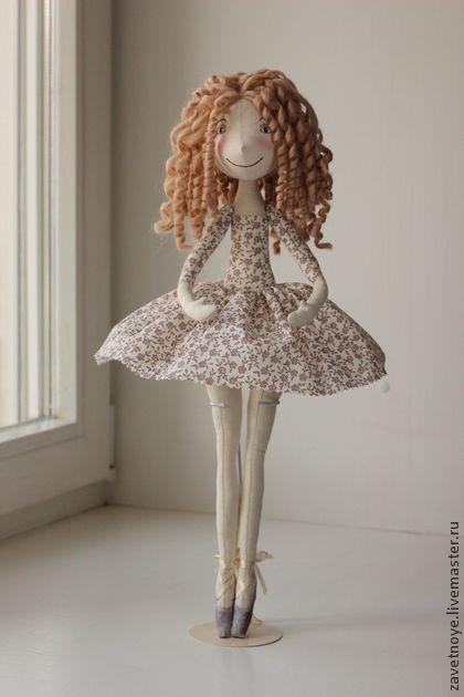 Коллекционные куклы ручной работы. Ярмарка Мастеров - ручная работа Элизабет. Handmade.