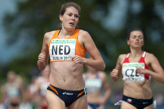 Maureen Koster en Susan Kuijken lopen WK-limiet 1500 meter