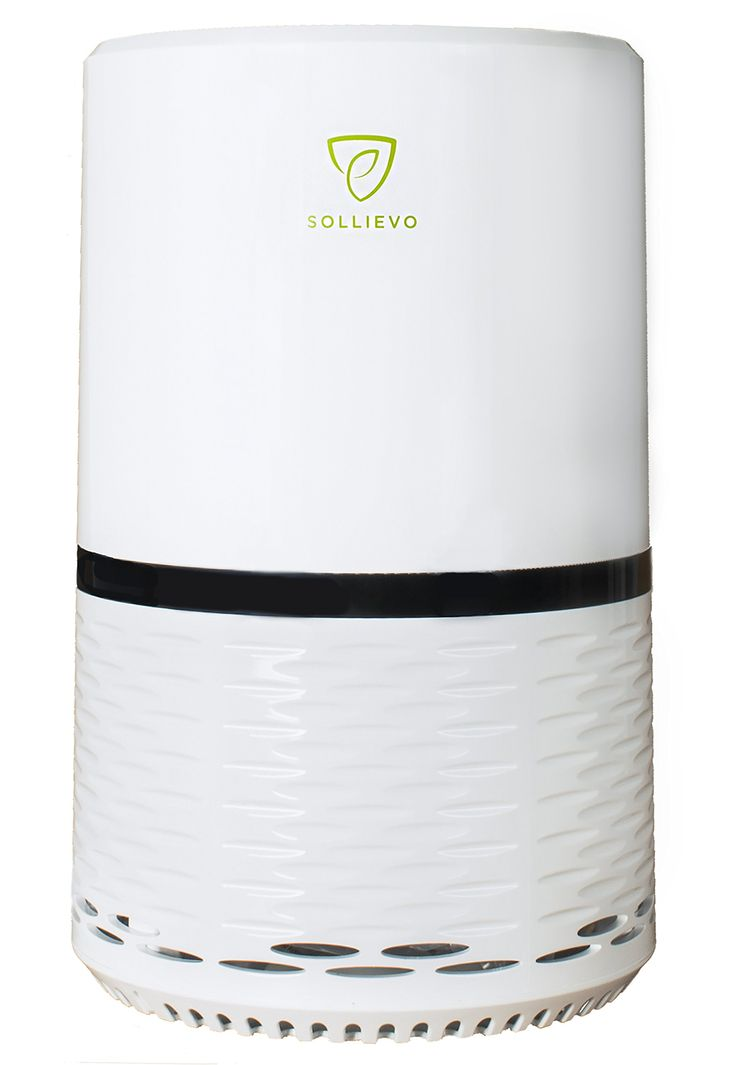 Ionic Air Purifier - True HEPA Filter Air Purifiers - Removes Odors , Bacteria , Virus , Germs for Cleaner & Fresher Air