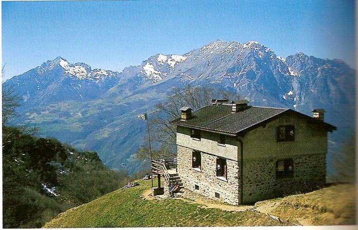 Rifugio Buzzoni - Introbio