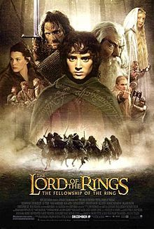 "The Lord of the Rings: The Fellowship of the Ring. ""All we have to decide is what to do with the time that is given to us."""