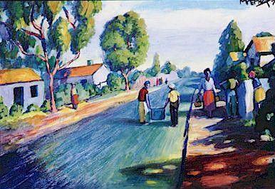 By George Pemba