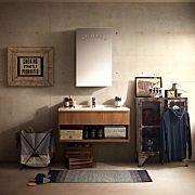 Bathroom,洗面台,リフォーム,パナソニック,ジャーナルスタンダード,ジャーナルスタンダードファニチャーに関連する他の写真