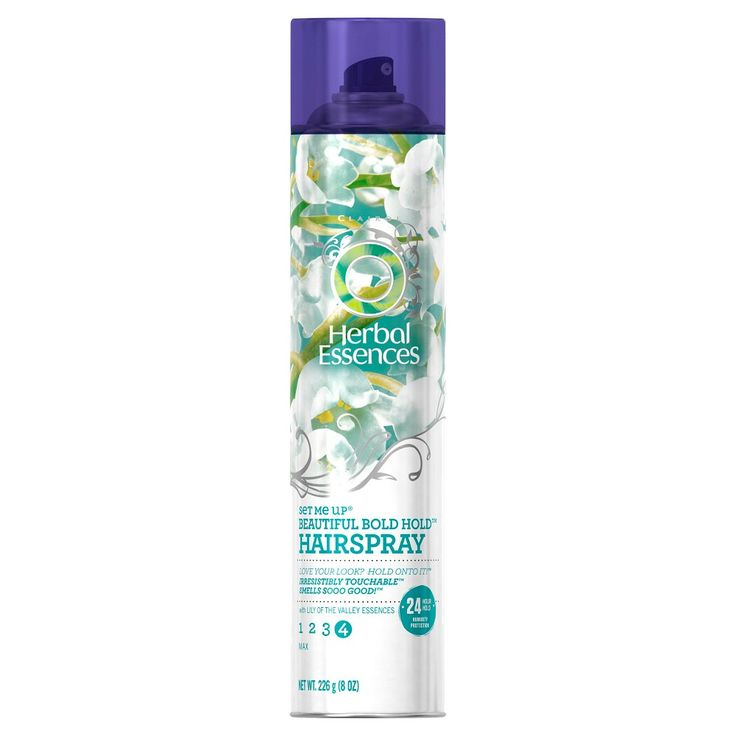 Herbal Essences Set Me Up Aerosol Hairspray - 8floz