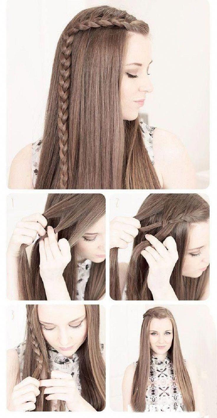 15 Peinados sencillos de lado