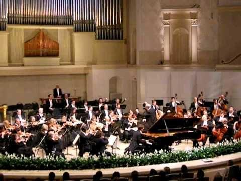 R.Schumann, Piano Concerto A-moll - Nikolai Lugansky, Marek Yanovski, Or… <3<3<3