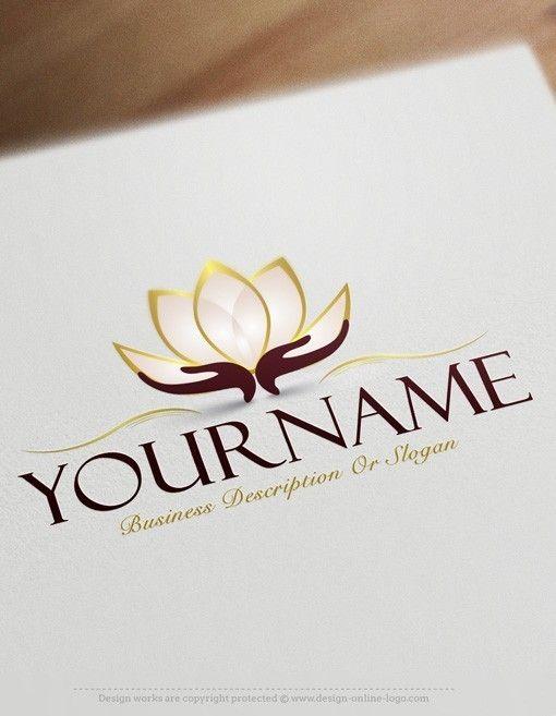 Exclusive Logo Design: Lotus Flower Logo Images