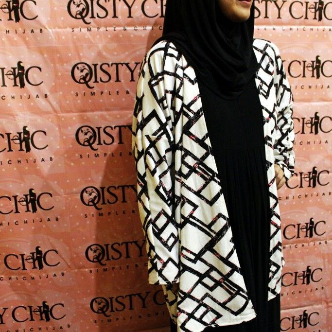 Loose Cardi by QistyChic