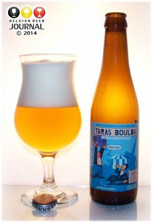 BrewView on BRASSERIE DE LA SENNE- TARAS BOULBA   Belgian Beer Journal