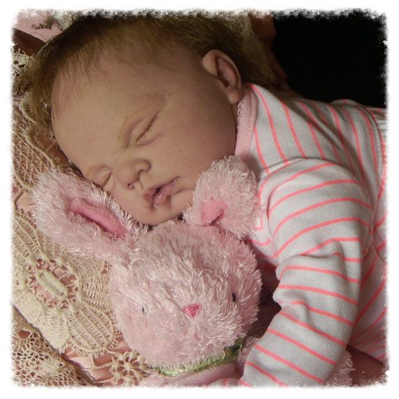 Sugar by Donna Rubert Reborn Doll Little by littledarlinsnursery, $274.99