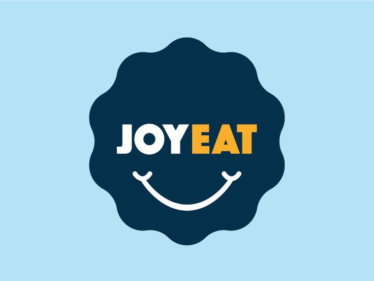 JoyEat Logo by Adi Dick - Dribbble