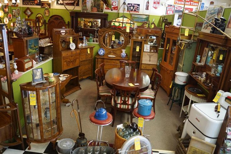 Antique Warehouse 1019 1st St Snohomish Wa Vintage Northwest