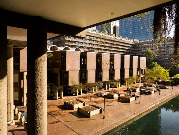 Chamberlin, Powell and Bon - Barbican Estate, London, 1965-75