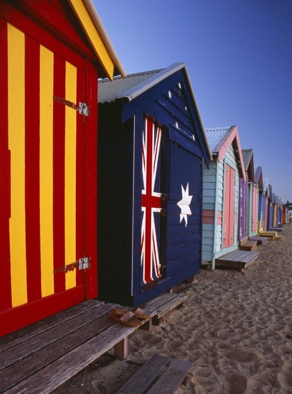 Can't get enough of the fabulous brighton beach boxes!