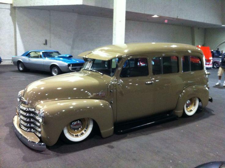 51 Chevy Suburban!