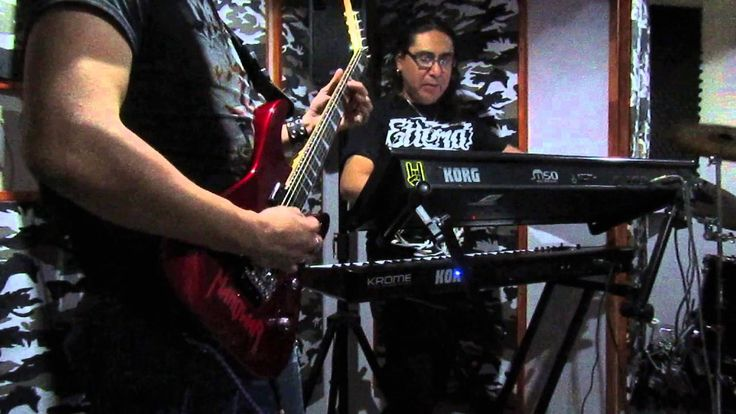 Mighty Thor - Regreso del Rey (Ensayo) ARS NOVA MUSIC |Metal Corrosivo